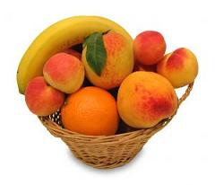 Peaches and Apricot