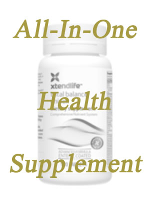 Total Balance - All-In-One Health Supplement